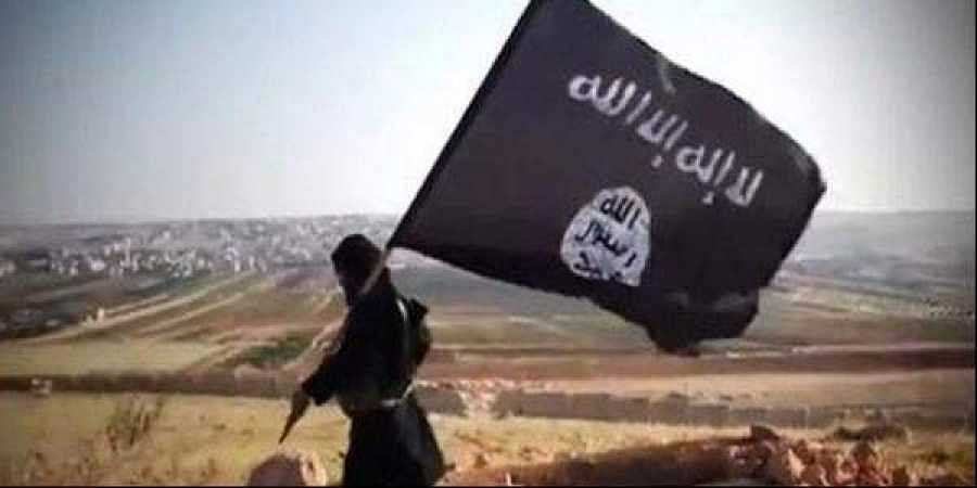 IS flag Islamic state flag