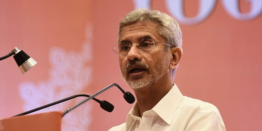 Union External Affairs Minister S Jaishankar