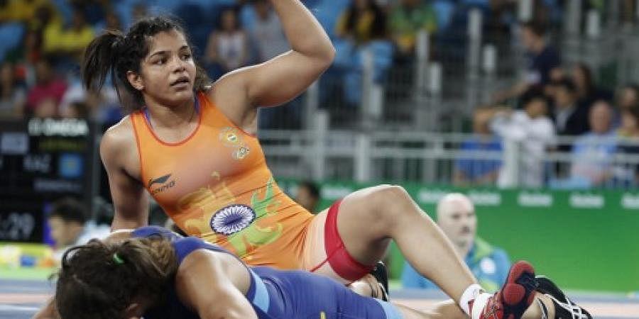 Rio Olympics bronze medallist Sakshi Malik