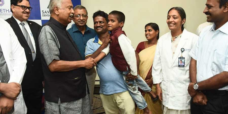 Doctors of Saveetha's Pathology and surgical department unmasked 526 teeth from a single site from a seven-year-old boy in chennai.