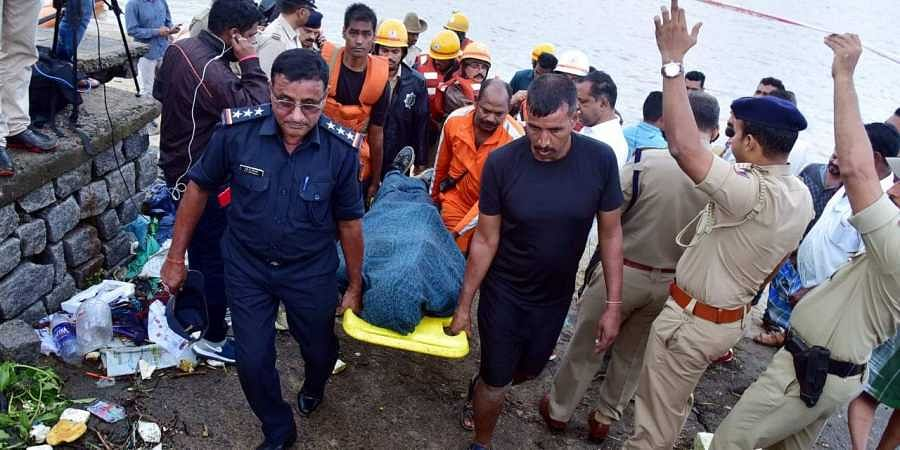 The body of VG Siddhartha was found on Wednesday morning on the banks of Netravati river