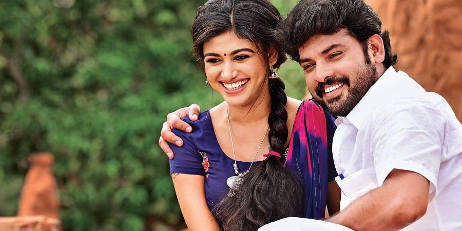 Film still from Kalavani 2