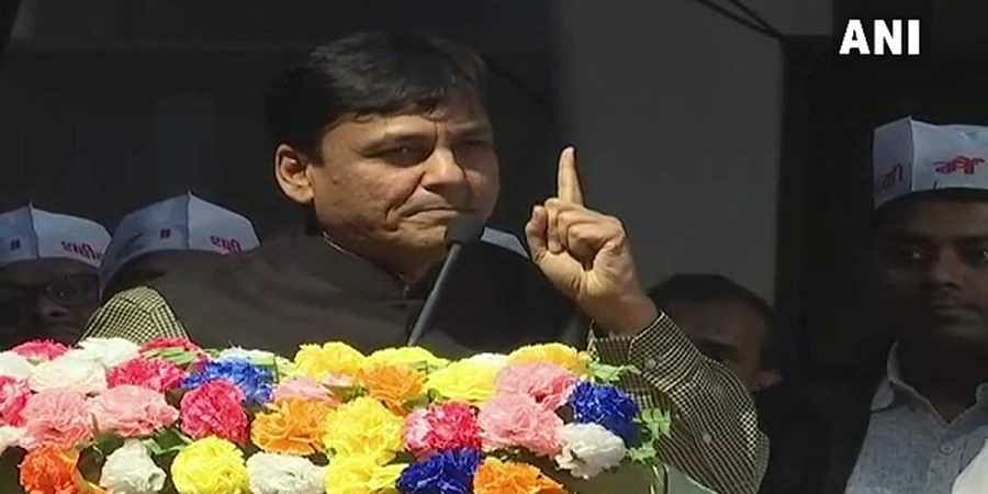 Union Minister of State for Home Nityanand Rai