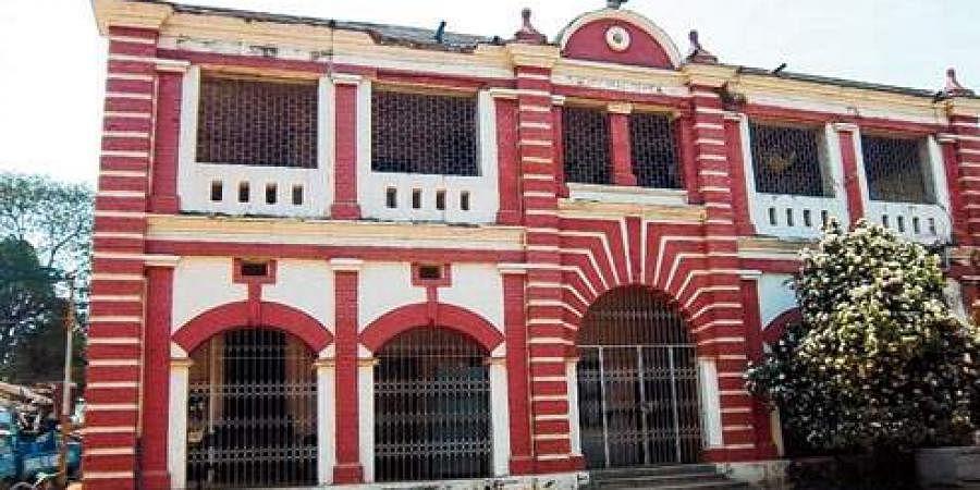 Sambalpur Municipal Corporation building