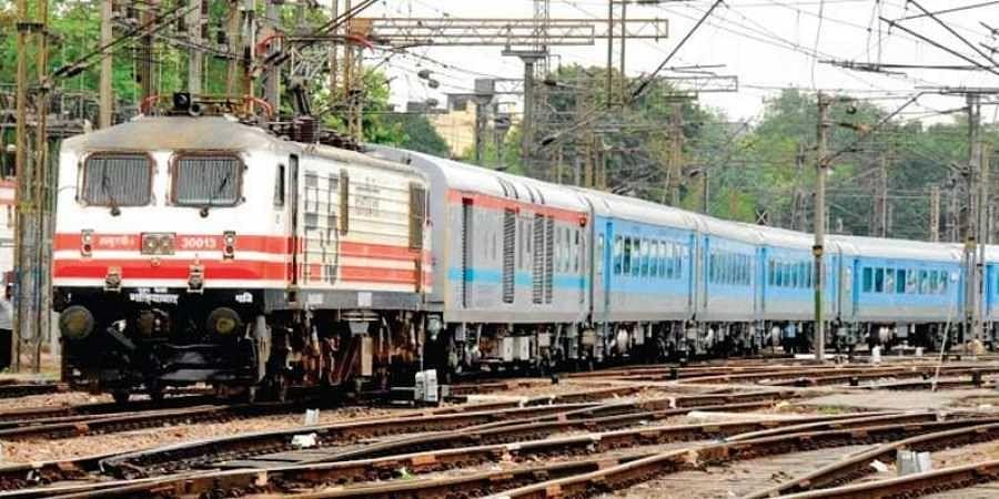 Train,Railways