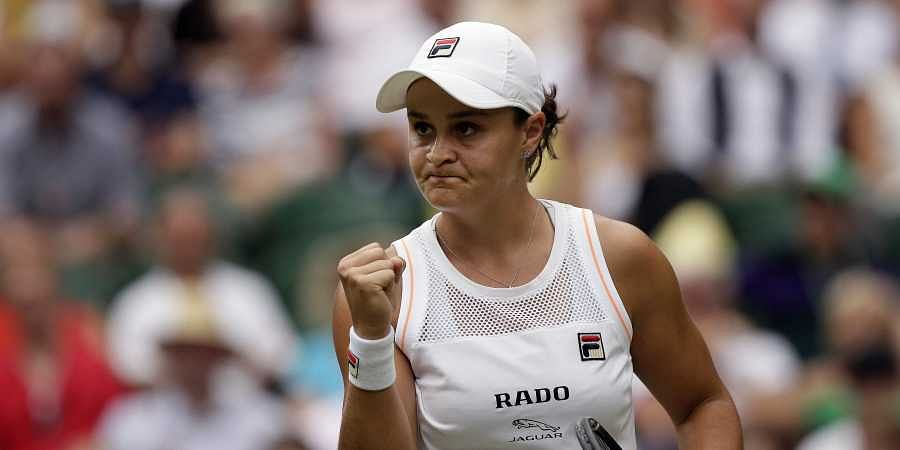 Image result for Wimbledon: Serena Williams And Ashleigh Barty Cruiz Into Fourth round