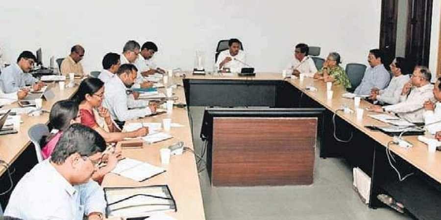 Andhra Pradesh CM YS Jagan Mohan Reddy promises 100 per cent fee