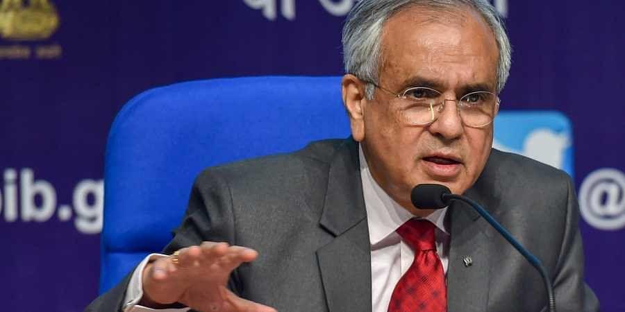 Niti Aayog VC Rajiv Kumar