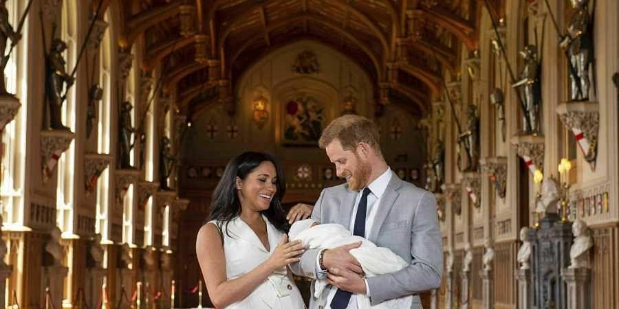 royal baby, meghan markle, prince harry