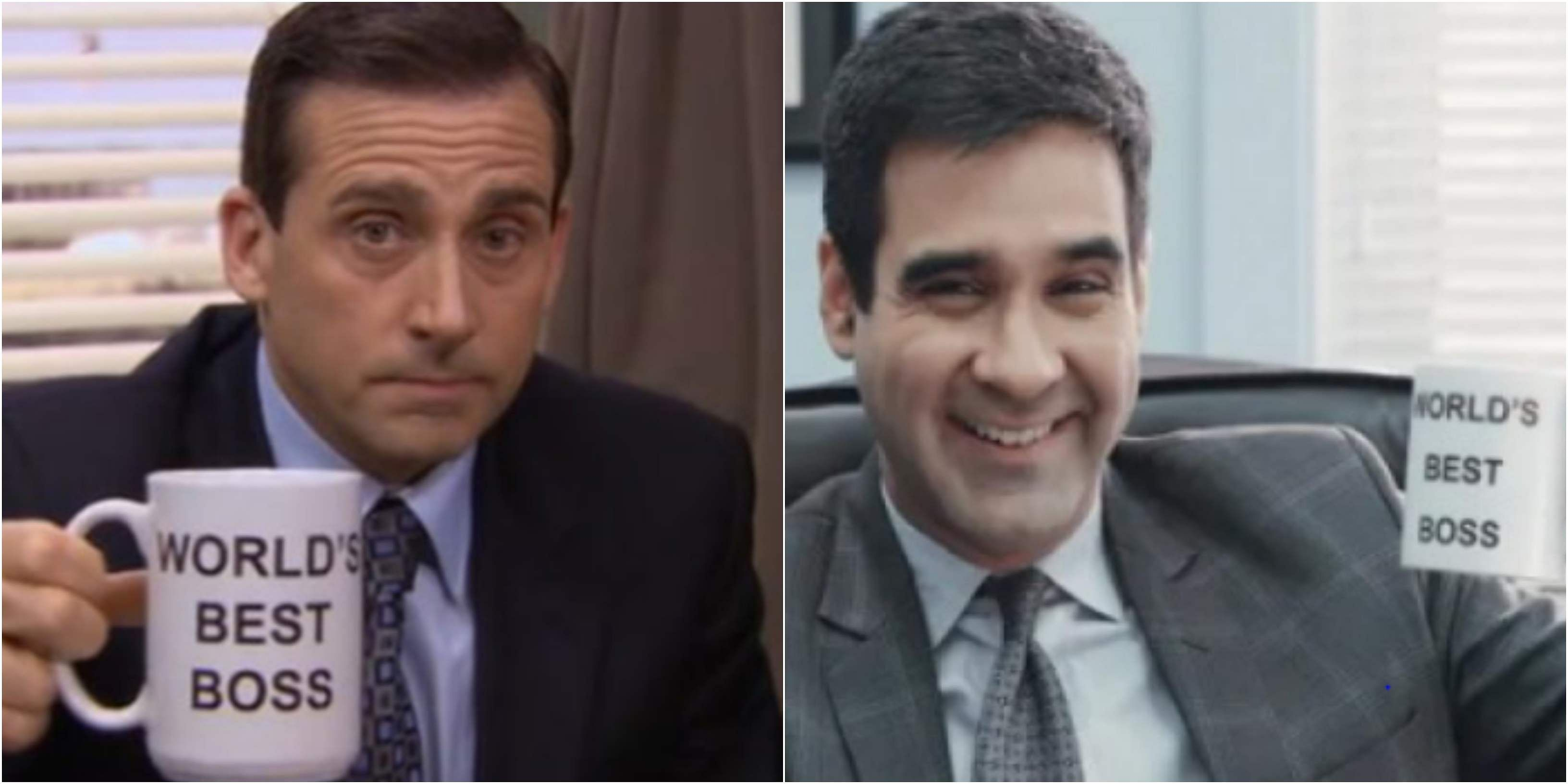 Character name- Michael Scott / Jagdeep Chaddha Played by- Steve Carrell (The Office US) , Mukul Chadda (The Office India) Michael Gary Scott aka 'World's Best Boss' (by his own declaration) played by Steve Carell was a character we all loved to hate, pick on but also shower with love. Michael's quirkiness, inappropriate humour and killer comic timing made us cringe, laugh and watch on. Mukul Chadda on the other hand is a 'funjabi' boss as he calls himself.