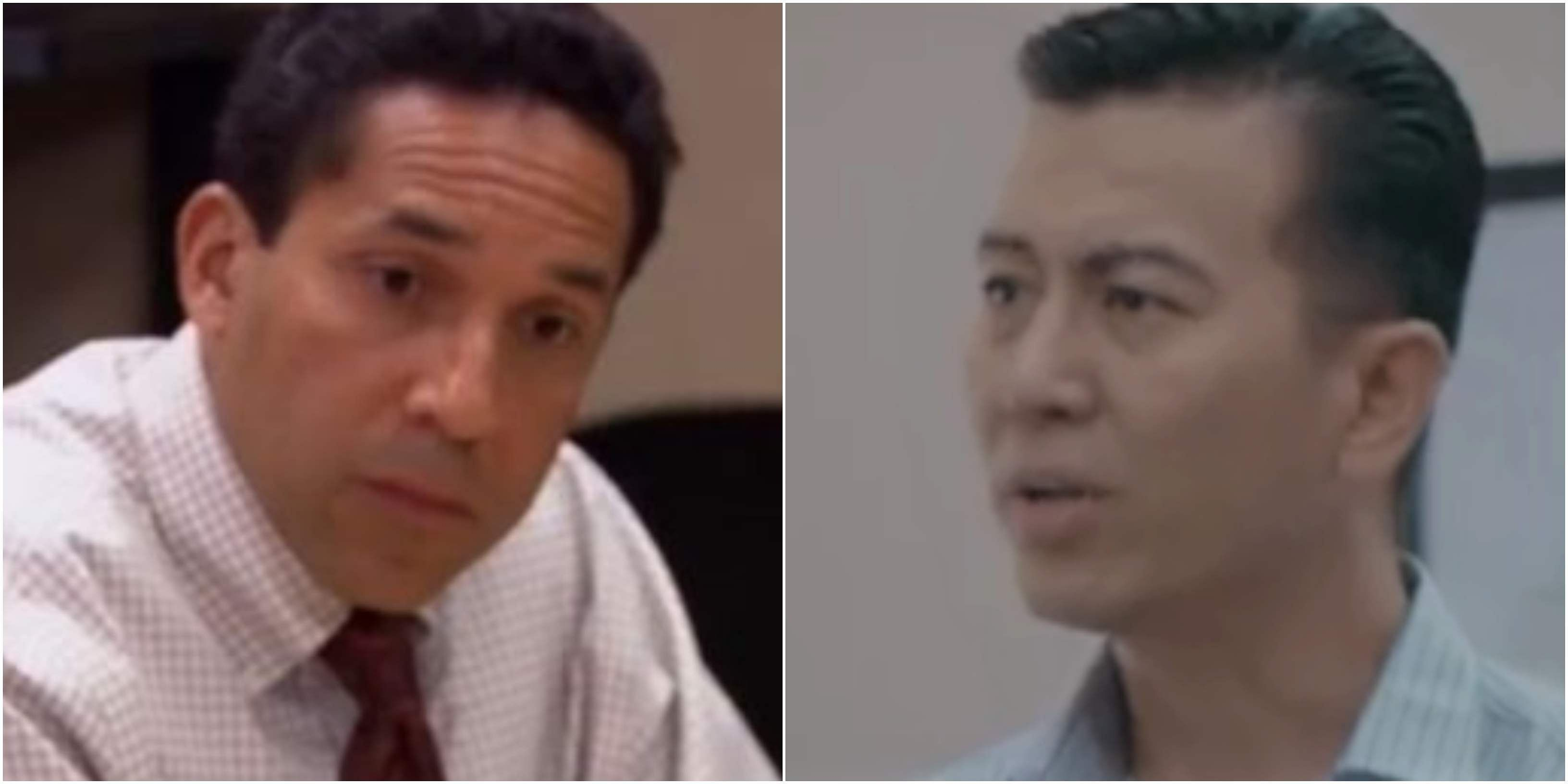 """Character name- Oscar Martinez / Rinchin Played by- Oscar Nunez (The Office US) , CheinHo Liao (The Office India) Oscar's Mexican heritage and sexual orientation constituted a big part of Michael's """"jokes"""", the same seems to be the case with Rinchin, whose ethnicity is brought up time and again by his boss. As for his sexual preference, only time will tell if The Office India follows its American counterpart's footsteps in this regard."""