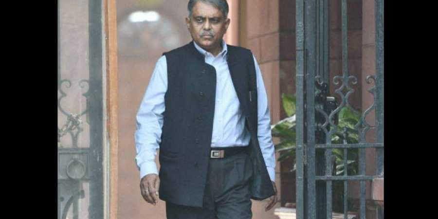 Cabinet Secretary Pradeep Kumar Sinha