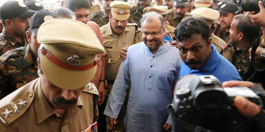 How can crooked Bishop Franco Mulakkal fare better than crooked sadhus?