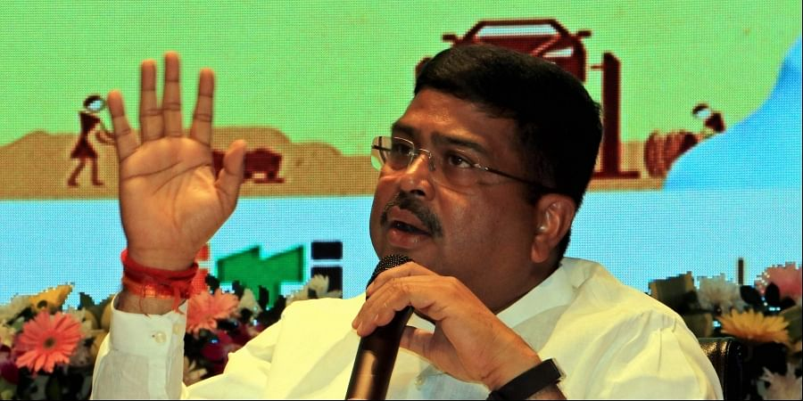 Oil Minister Dharmendra Pradhan