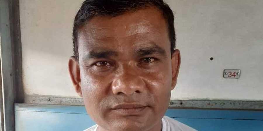 Mamud Ali, NRC