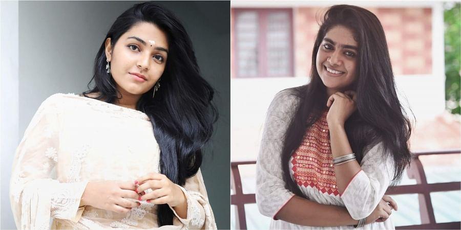 Rajisha Vijayan and Nimisha Sajayan
