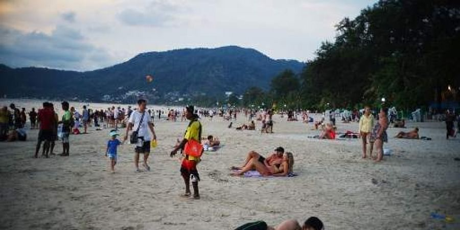 Thailand received about 180,000 Indian tourists in June, a record, the Tourism Ministry reported last week.