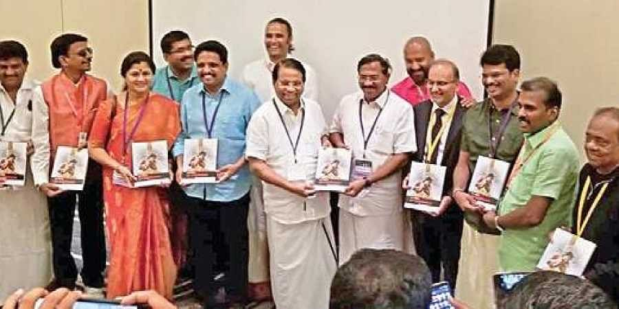 Book with 46,000 Tamil names for babies released at