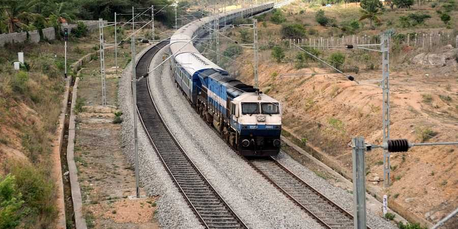 Train, Indian railway
