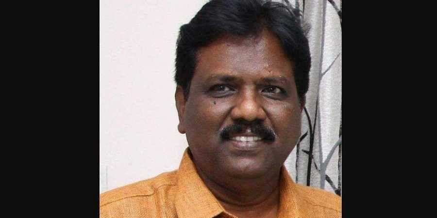 VCK MP D Ravikumar