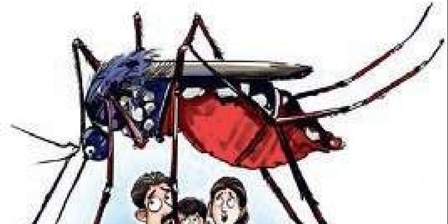 Dengue in Cuttack