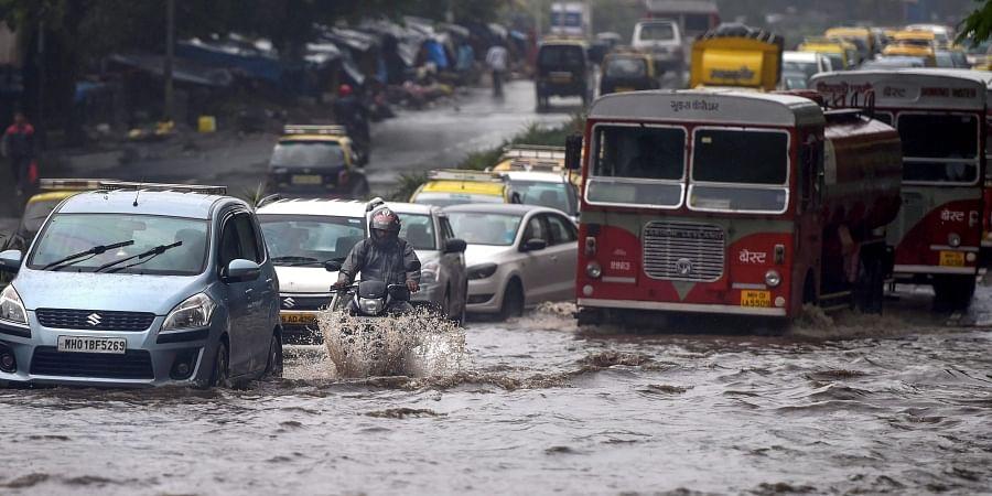Mumbai rains June 24 2018