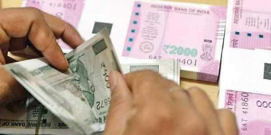 Cash, currency, rupees