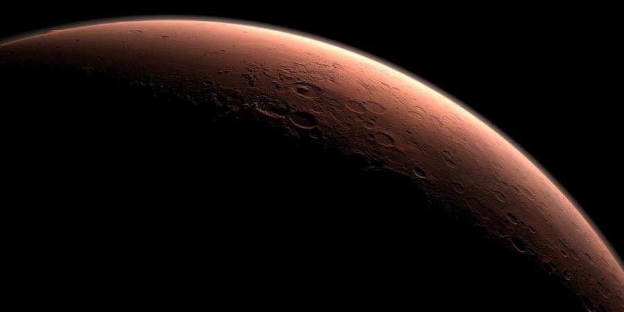 Mars image used for representation. (Photo | NASA)