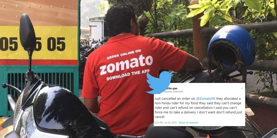 MP cops seek undertaking from Zomato customer who cancelled