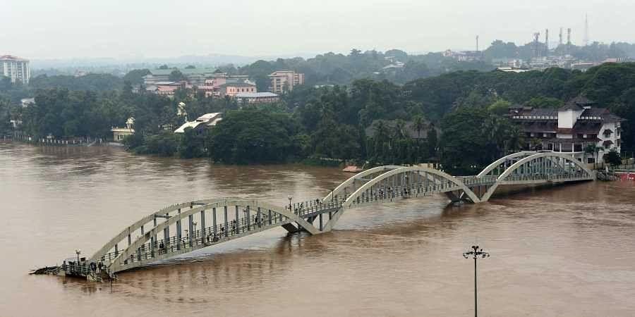 Kerala floods, Kerala rains