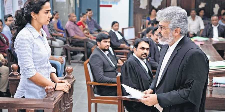 Untrue picture: Portrayal of Ajith's bipolar disorder in 'Nerkonda Paarvai' is upsetting many