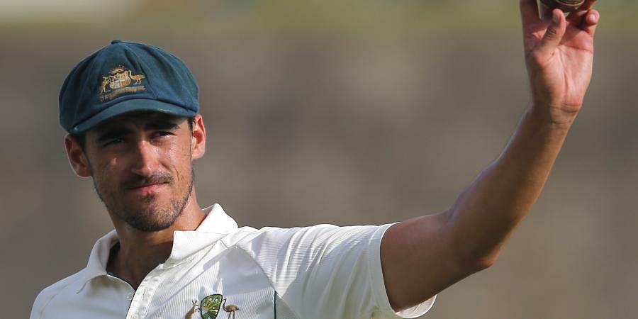 Australia pacer Mitchell Starc | AP