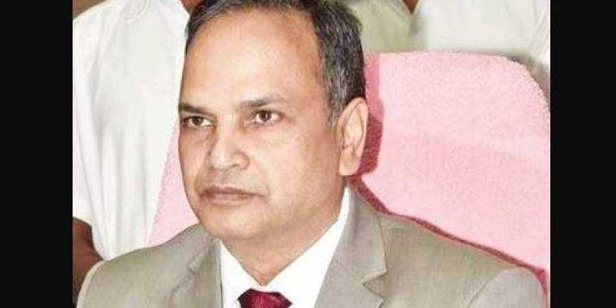Telangana Chief Secretary SK Joshi