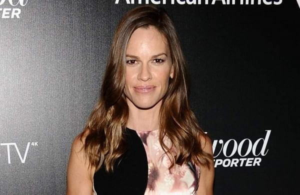 Netflix sets premiere date for Hilary Swank's 'Away'