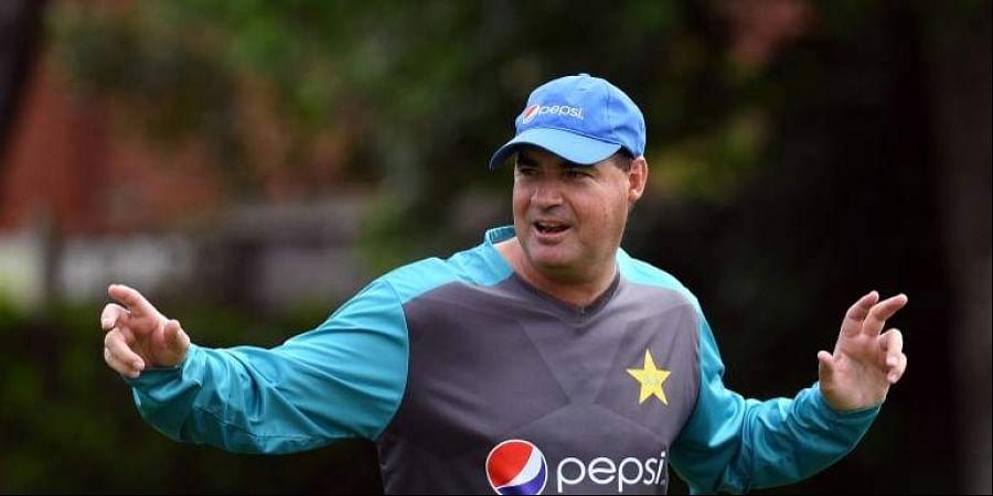 Pakistan cricket team head coach Mickey Arthur