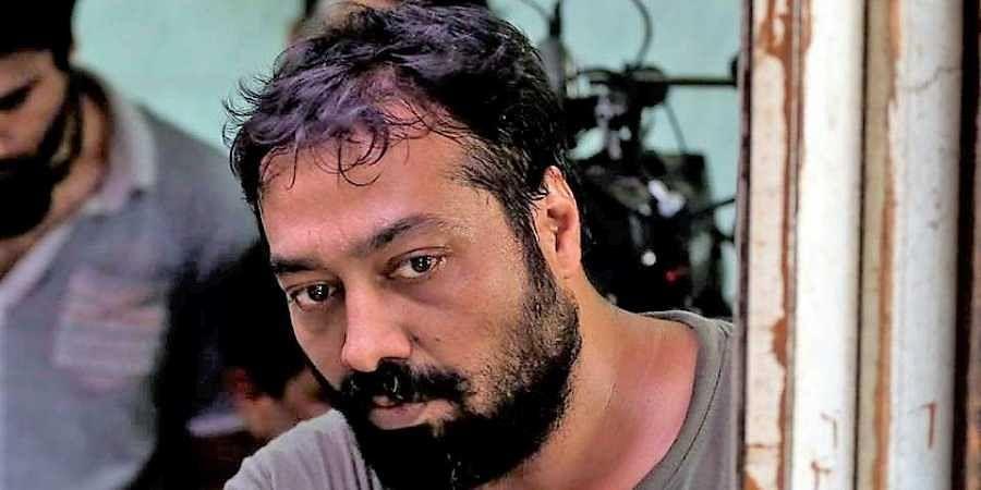 Bollywood filmmaker Anurag Kashyap