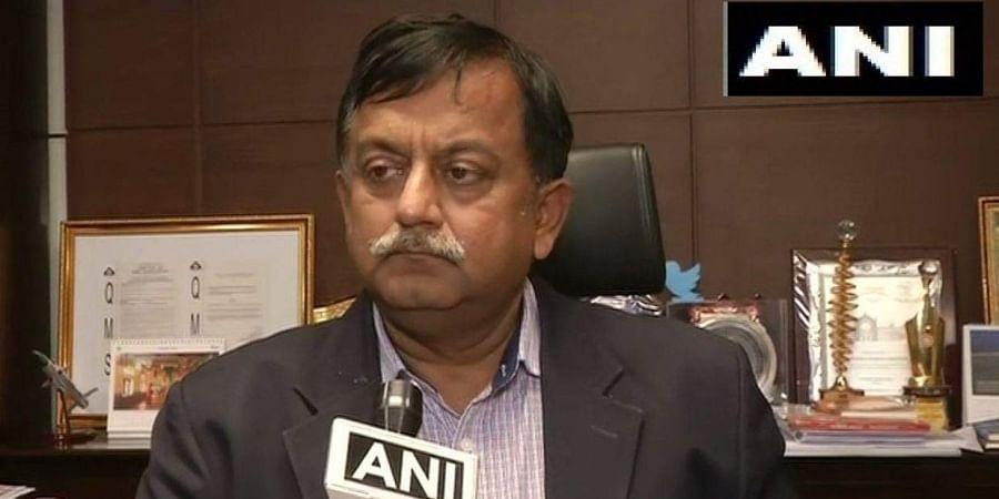 Uttar Pradesh Principal Secretary (Home) Avanish Awasthi
