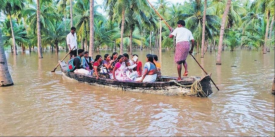godavari floods