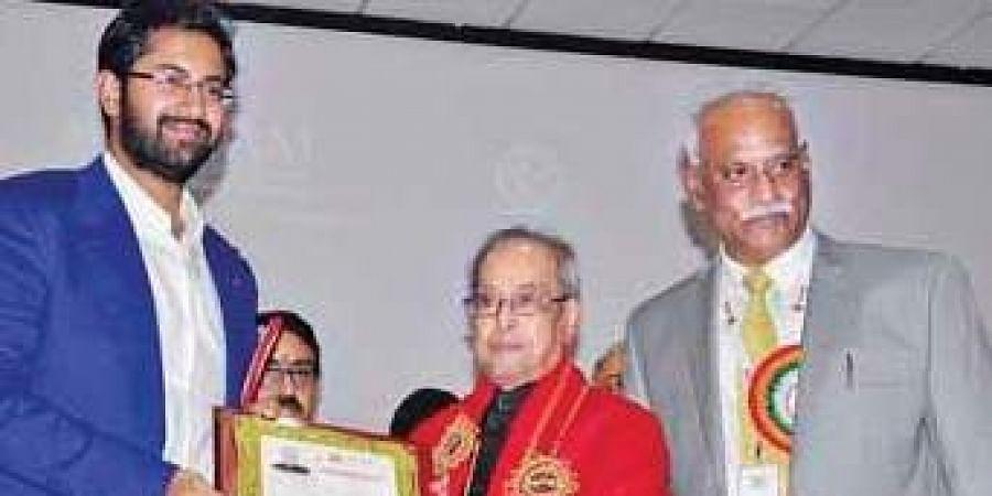 Bharat Ratna Pranab Mukherjee