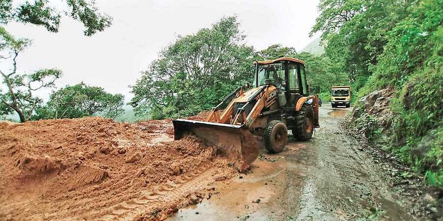 Two days of heavy rain in Kerala: 8 districts, 80 landslides- The