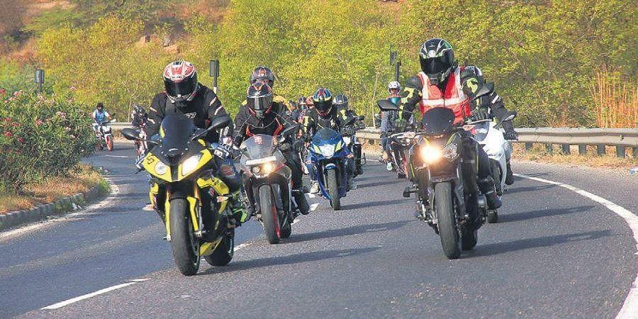 India bike racing