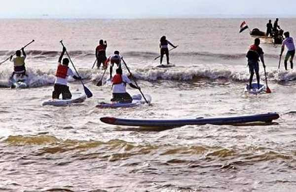 Paddling for a plastic-free ocean from Puducherry to Chennai