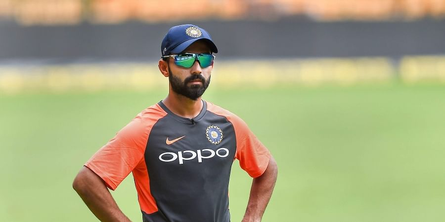 Ajinkya Rahane. (File Photo | PTI)