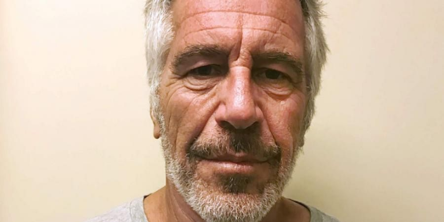 Financier Jeffrey Epstein