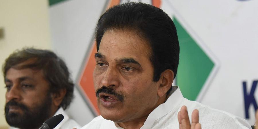 Alappuzha MP KC Venugopal