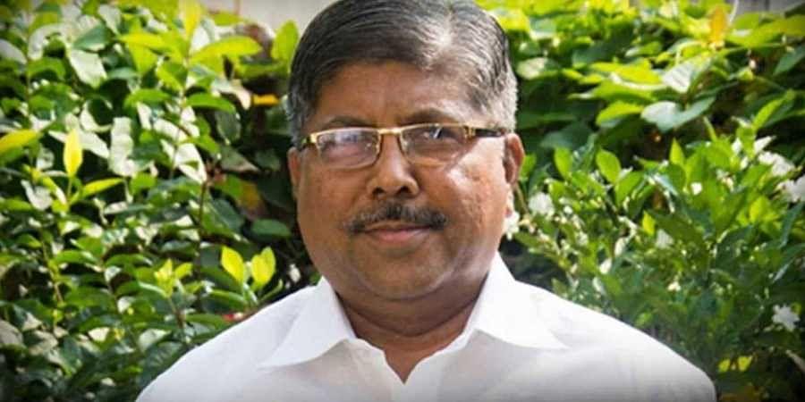 Maharashtra BJP chief Chandrakant Patil