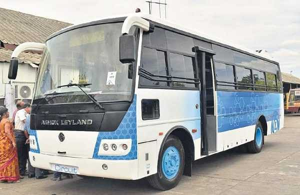 In a 1st, electric MTC buses may ply on Chennai roads from Wednesday