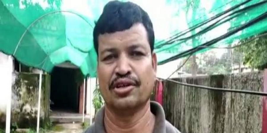 Policeman Vetti Rama