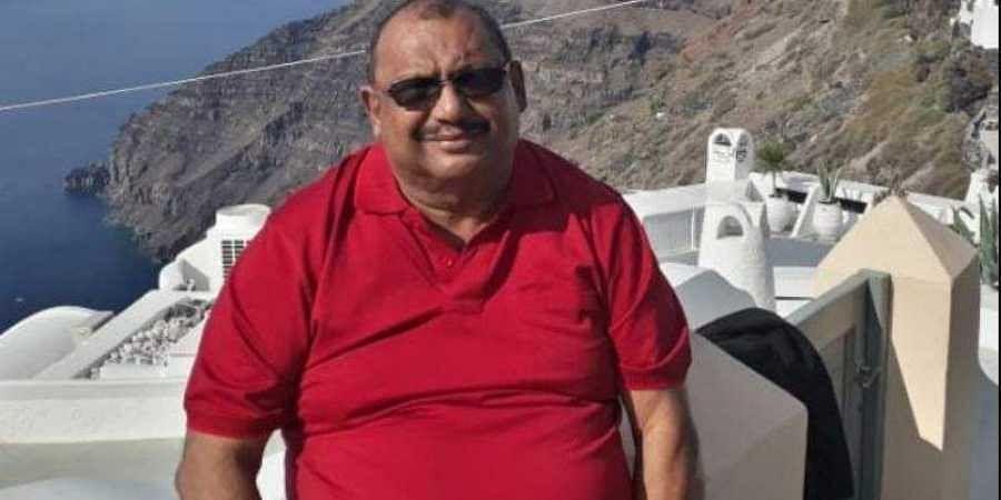 Goa Congress spokesperson Trajano D'Mello