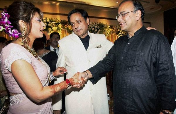 Excerpts:The Extraordinary Life And Death ofSunandaPushkar